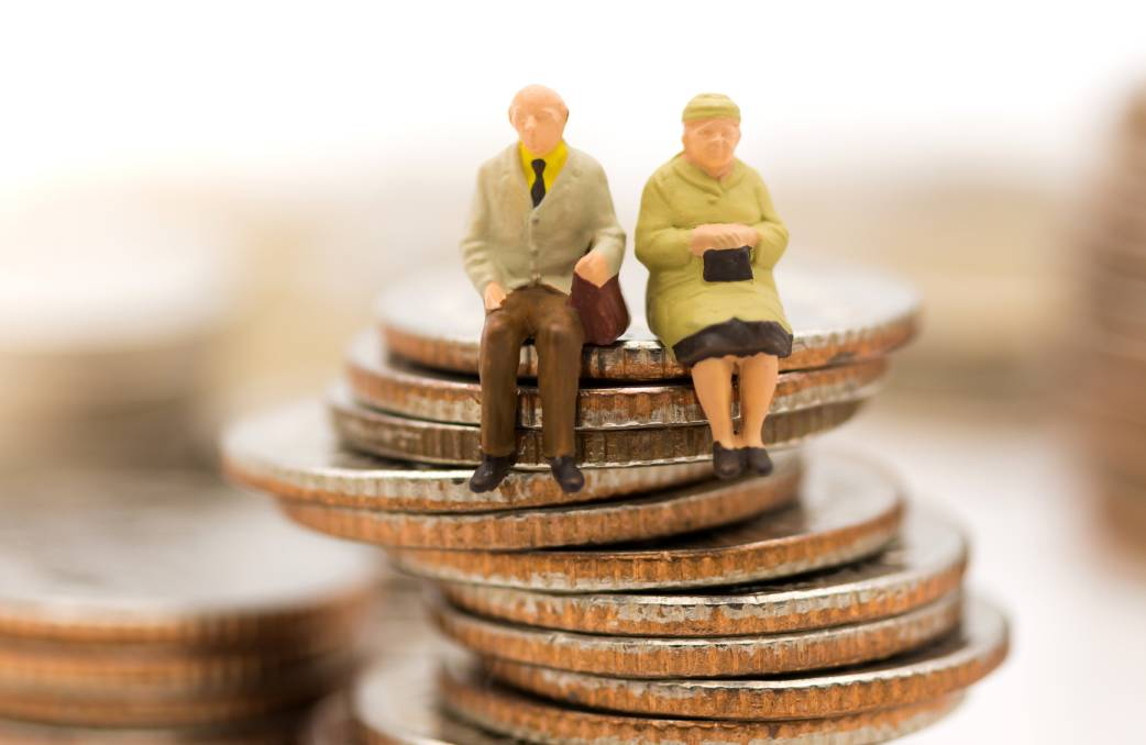 Superannuation has now topped $3 trillion, making Australia the fourth-largest holder of pension fund assets in the world. Picture: Shutterstock.